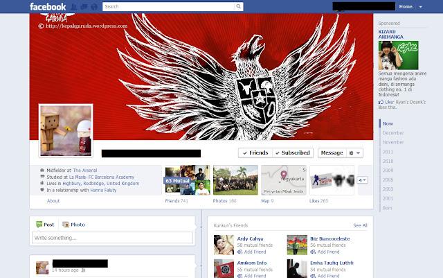 bagaimana cara mengembalikan tampilan lama facebook