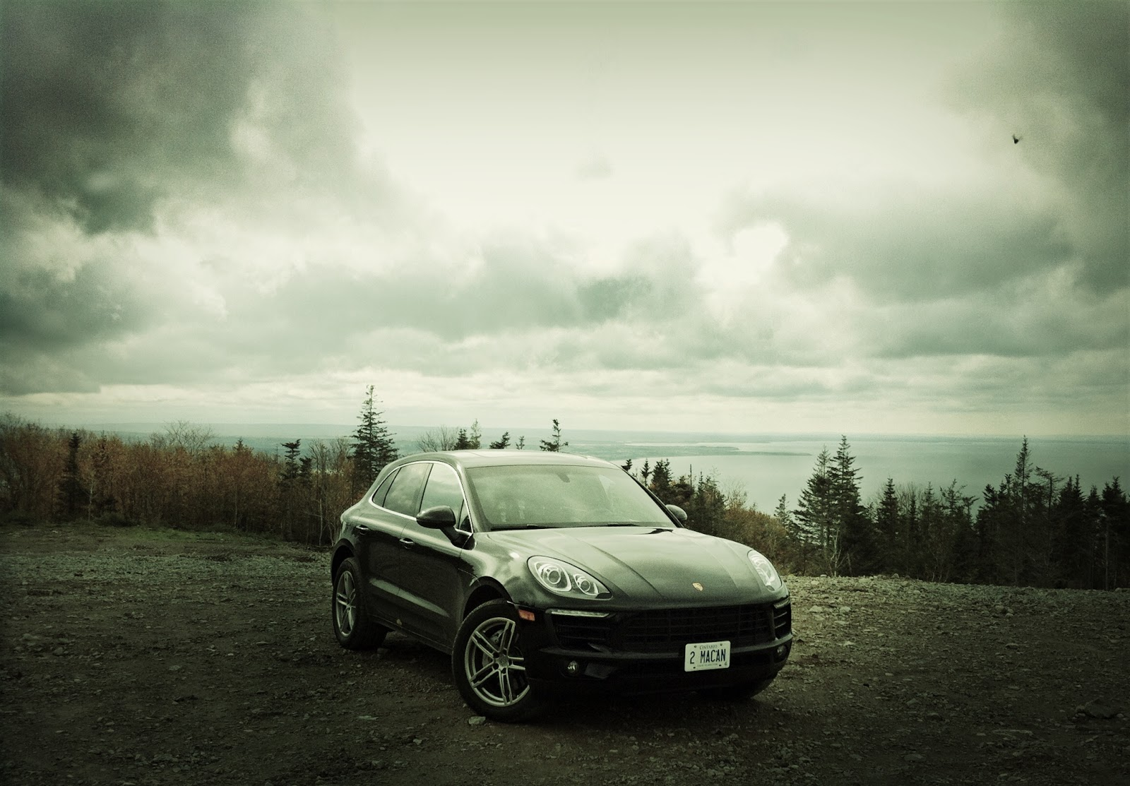 2015 Porsche Macan S Creignish Mountain