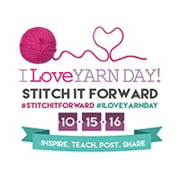 I Love Yarn Day! 2016
