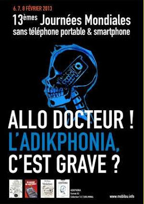 Journe mondiale sans tlphone portable