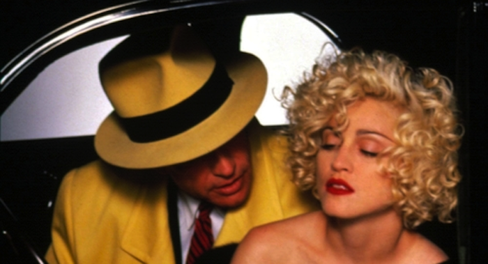 Dick Tracy film, 1990 Wikipédia