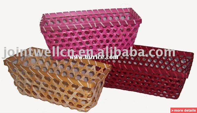 Bamboo Easter Basket3