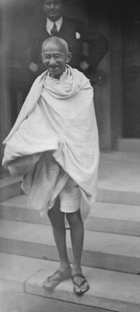Gandhi in London