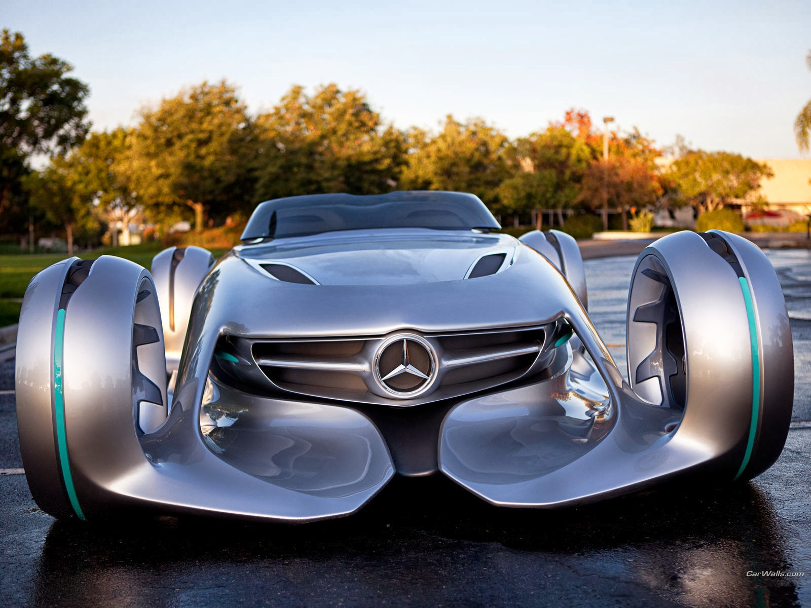 mercedes benz silver arrow