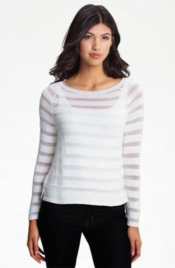 Eileen Fisher Organic Cotton Sweater