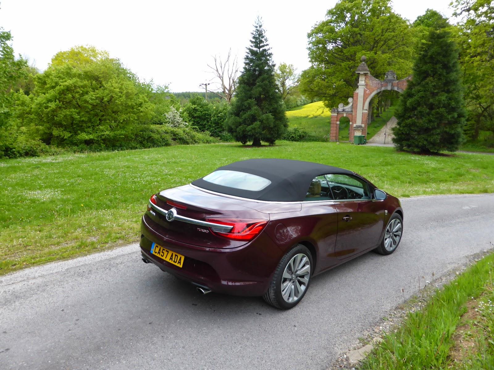 2014 Vauxhall Cascada