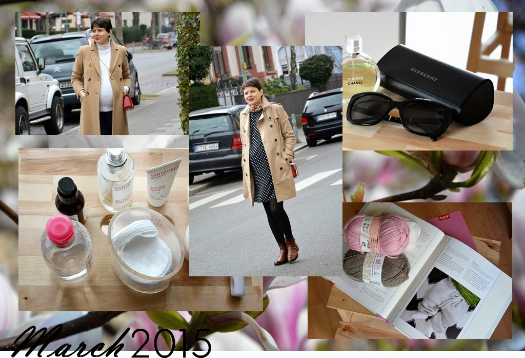 Monthly review March 2015, monthly review blogging, life and fashion explorer