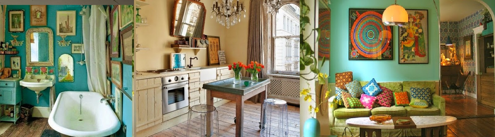 Decoraci n vintage casas ideas - Casas con estilo vintage ...