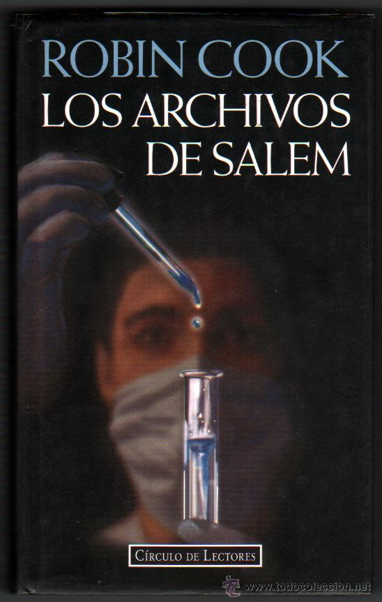 Literatura para jovenes febrero 2013 los archivos de salem robin cook aloadofball Choice Image