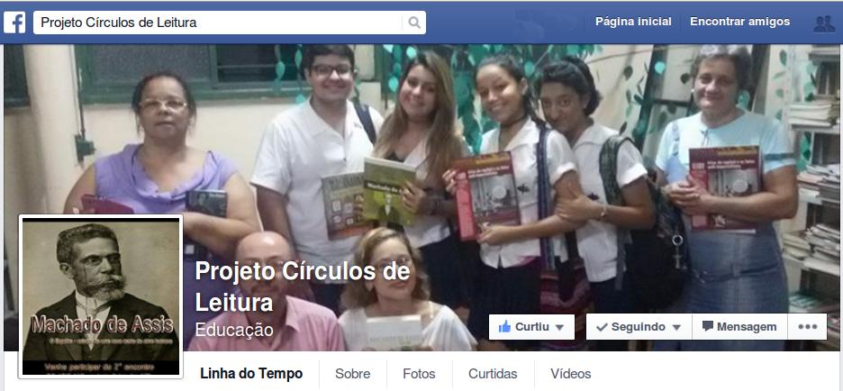 PROJETO DE CIRCULOS DE LEITURA