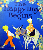 LET THE HAPPY DAY BEGIN