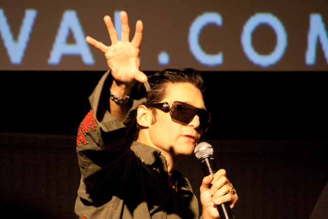 Corey Feldman at Mile High Horror Festival