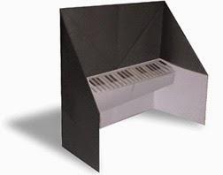 Hướng dẫn cách gấp giấy Origami - Hình cây đàn Piano đơn giản