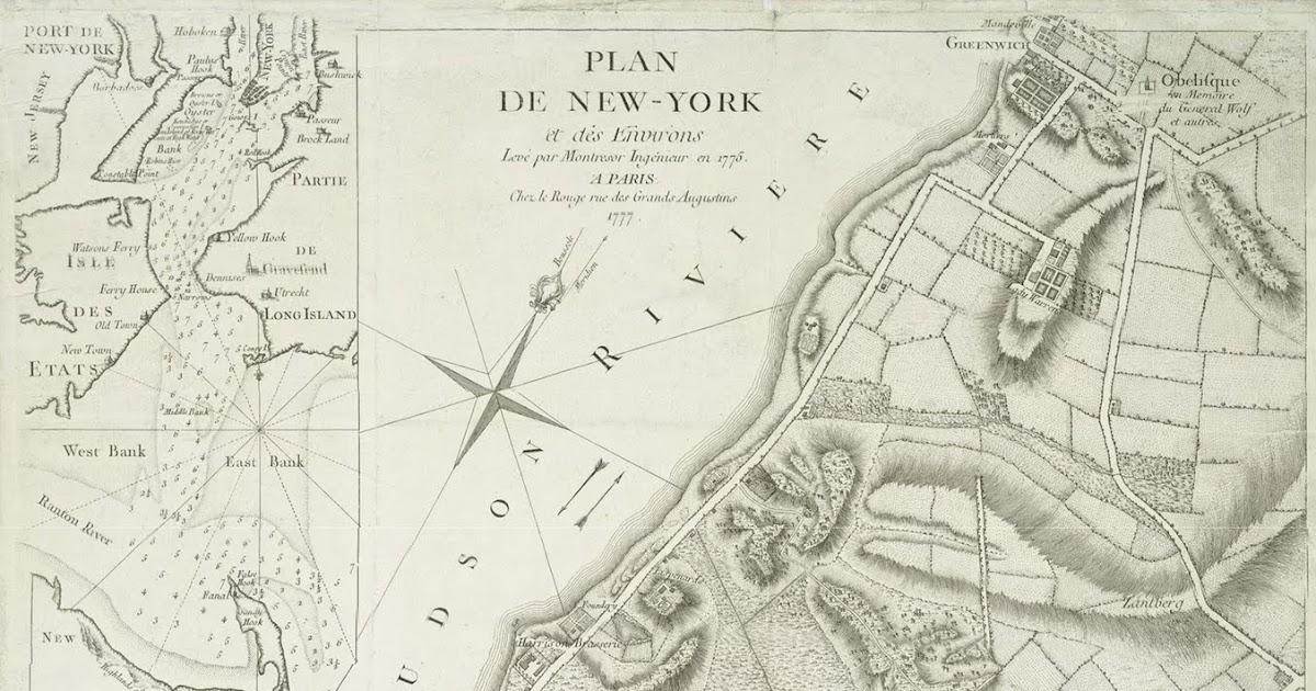 Urban plan Albany New York