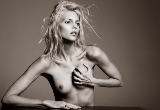 Nude Anja Rubik