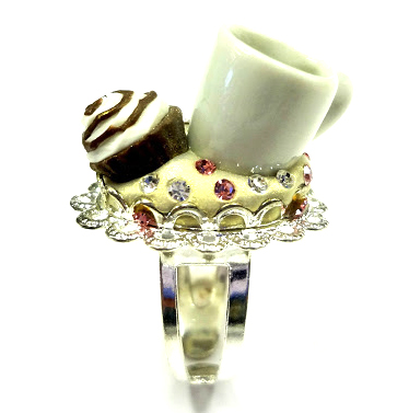 The Coffee Break Ring for Cre8time!