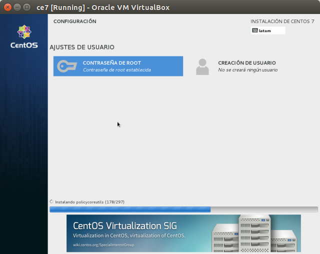 C mo instalar Linux CentOS 6