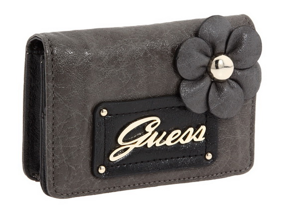 Top Fashion For All Guess Wallets For Women 2012