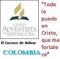 La Iglesia Adventista de El Carmen de Bolívar en Facebook