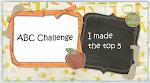 I Topp 5 Hos ABC Challenge