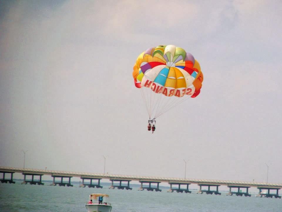 Best Parasailing In Virginia Beach