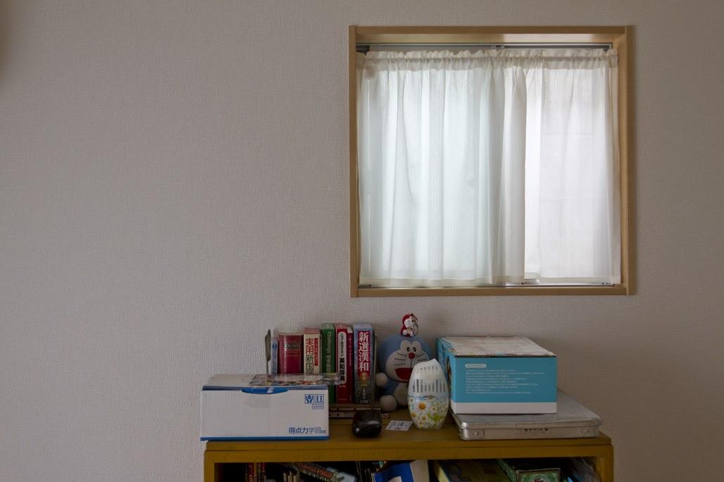 3fの小窓 カフェカーテン