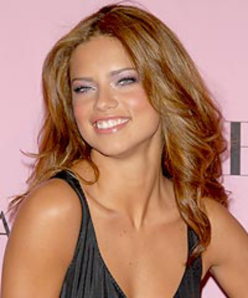 Adriana Lima Hairstyles   Hairstyles Show Up