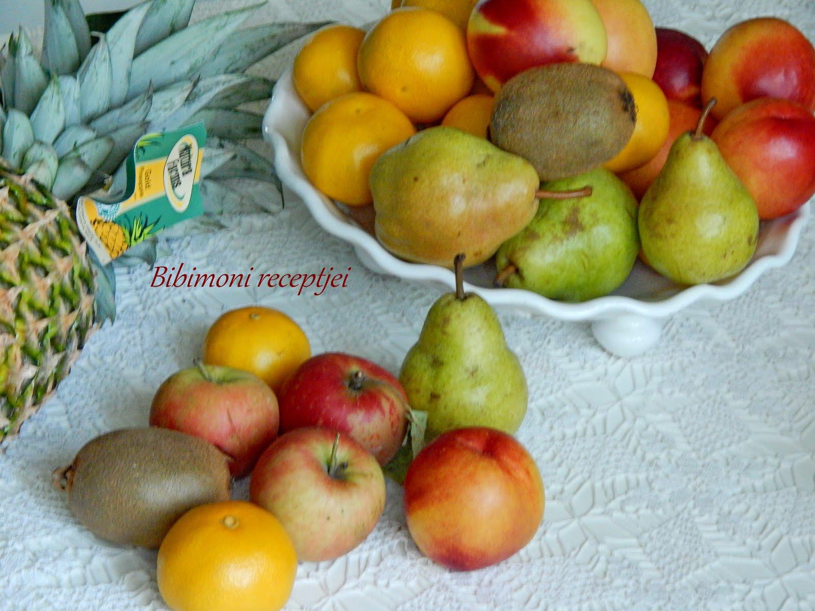 Gyümölcsök - Zöldségek