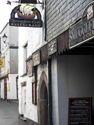 Looe restaurant Cornwall