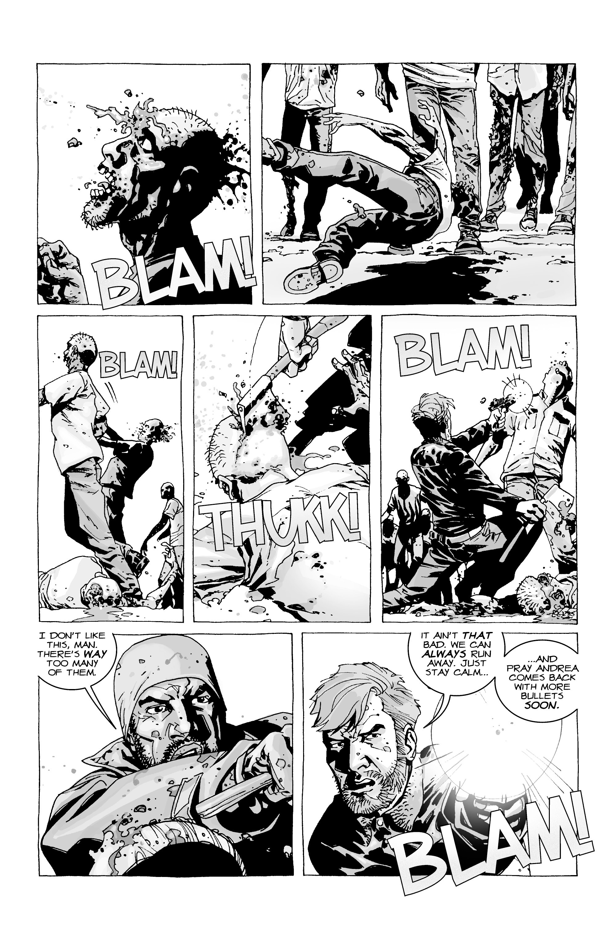 The Walking Dead Issue #13 Page 9