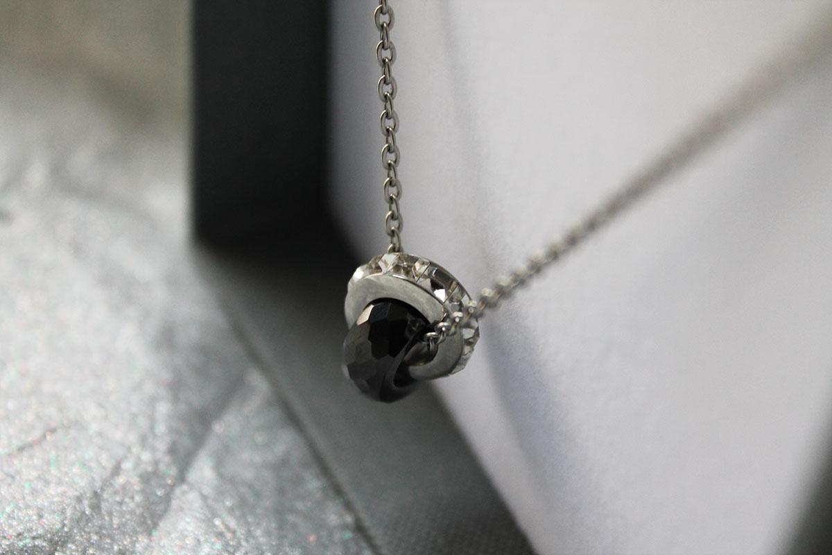 Brosway, Romeo and Juliet, Swarovski, necklace, jewelry