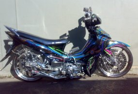 Modifikasi Yamaha jupiter z-Cepper 2009.jpg