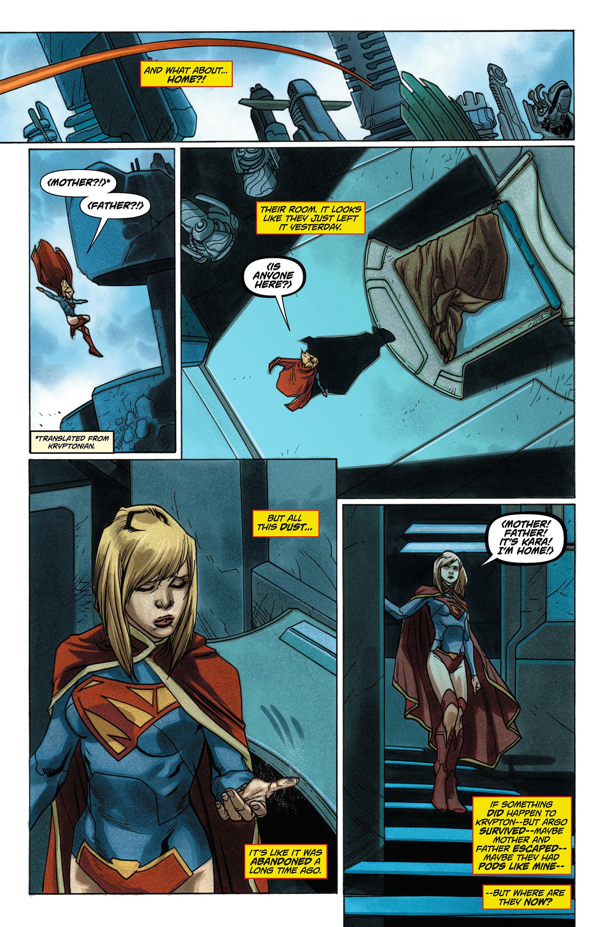 Supergirl (2011) Issue #5 #7 - English 7