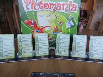 Pictomania - 6 Word Cards