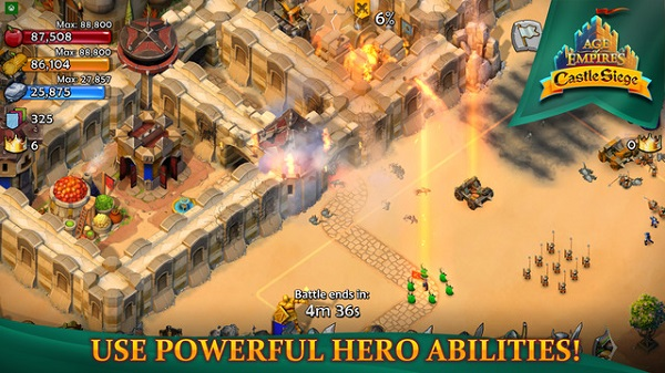 Microsoft releases Age of Empires: Castle Siege game on iOS, Windows 10 to follow