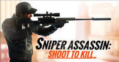 Download Sniper 3D Assassin v1.6.1 Android Apk + Data