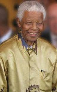 -Nelson Mandela, Pejuang Tanpa Kenal Lelah, bersabar ketika disakiti, pemaaf  penuh kasih ketika di puncak kekuasaan-