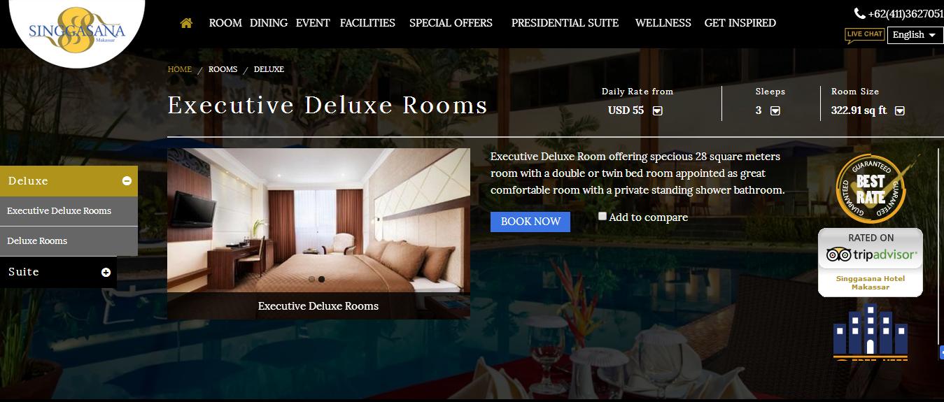 Singgasana Makassar Resorts