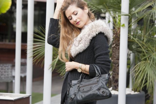 Bolso Negro Balenciaga, A trendy life