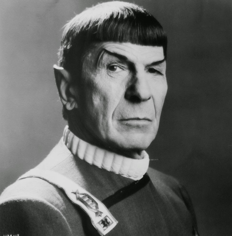 leonard nimoy spock star trek gene roddenberry jj abrams paramount nbc desilu