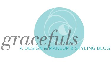 gracefuls: a design + makeup + styling blog