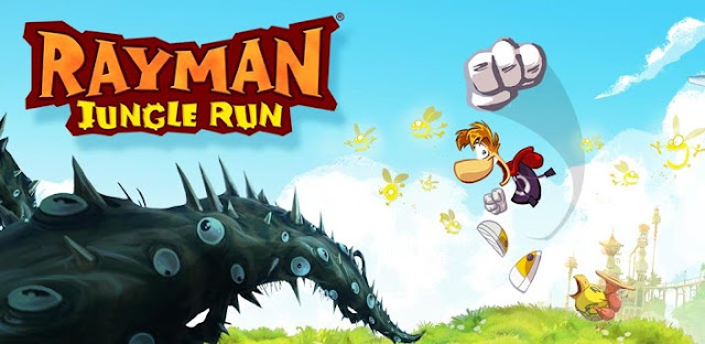 RAYMAN JUNGLE RUN V1.1.8 APK [FULL]