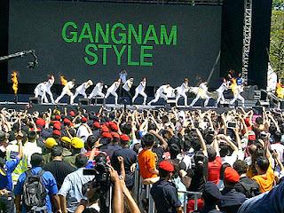 Gangnam style,psy