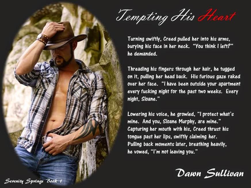 Verna Loves Books Tempting His Heart By Dawn Sullivan