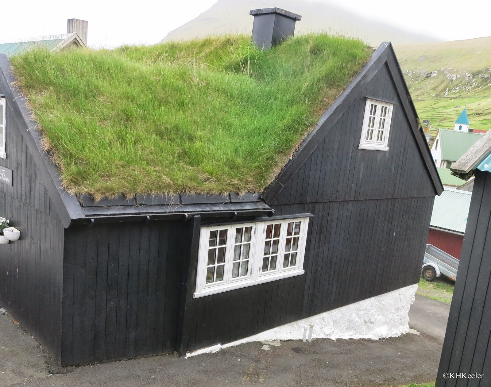 traditional architecture, Faroes