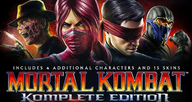 Mortal Kombat Edition PC Game Free Download