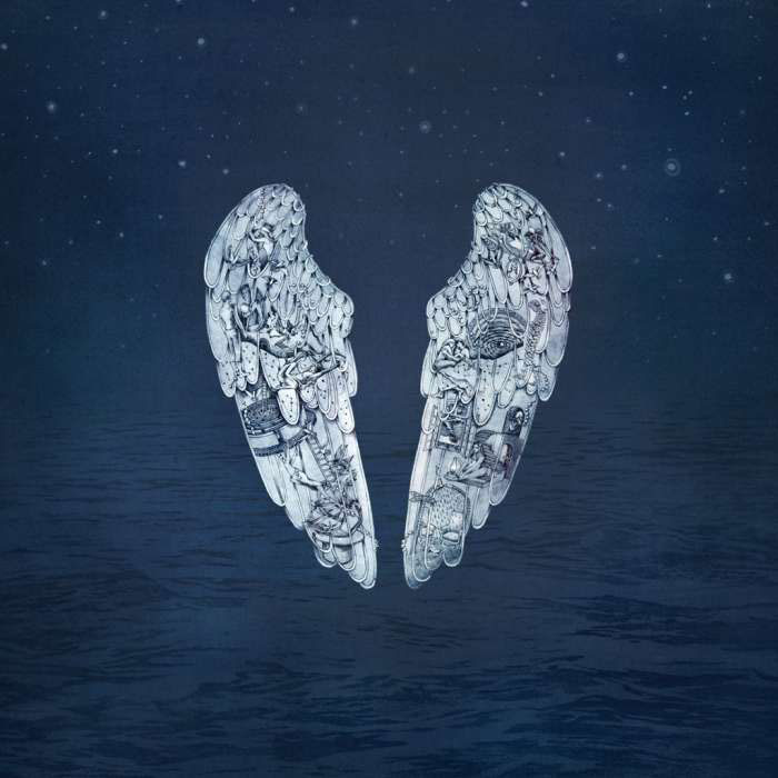 Coldplay - Cover Album Ghost Stories