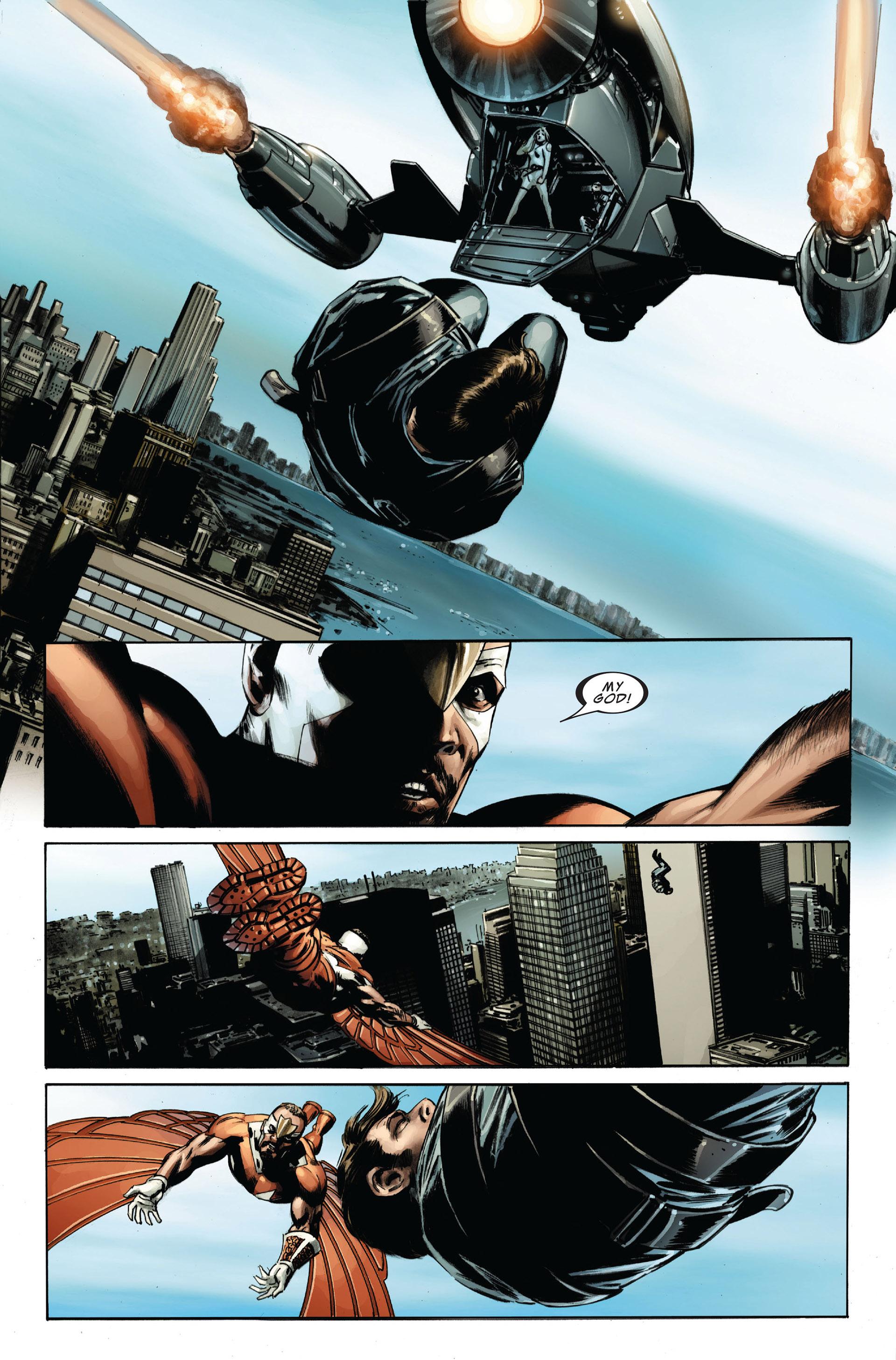 Captain America (2005) Issue #32 #32 - English 21