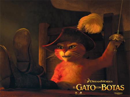 El Gato con Botas 2011