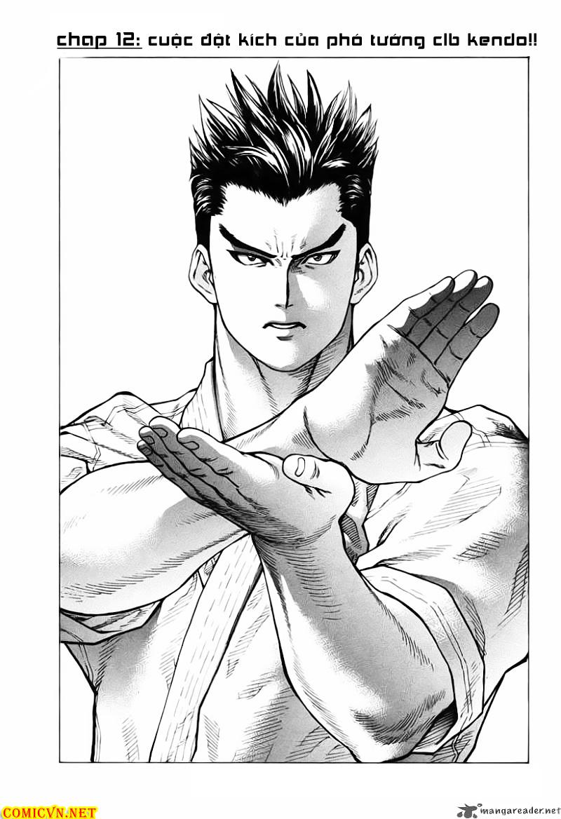 Karate Shoukoushi Kohinata Minoru chap 12 Trang 2